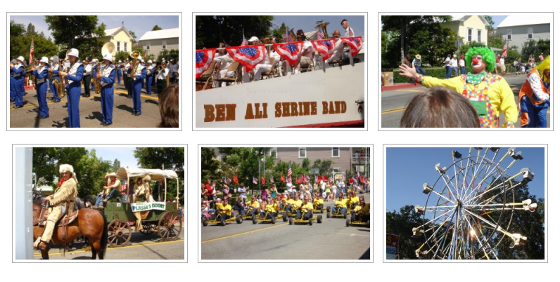 Sutter Creek Italian Picnic and Parade